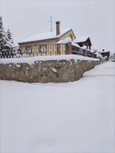 Casa Rural La Viñuela nevada