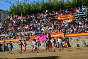 Fiestas Burgohondo Corrida Toros