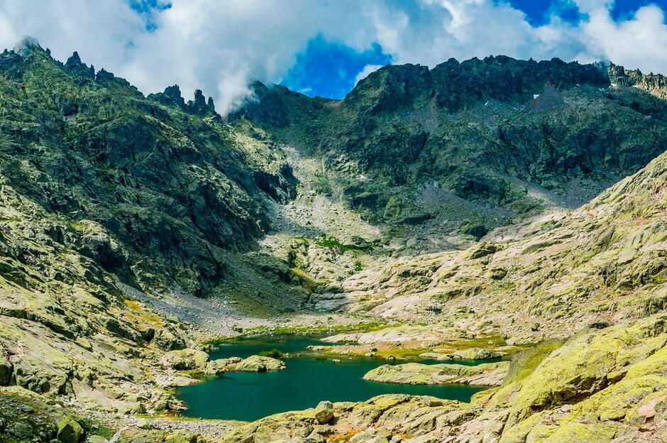 Laguna Grande Sierra de Gredos